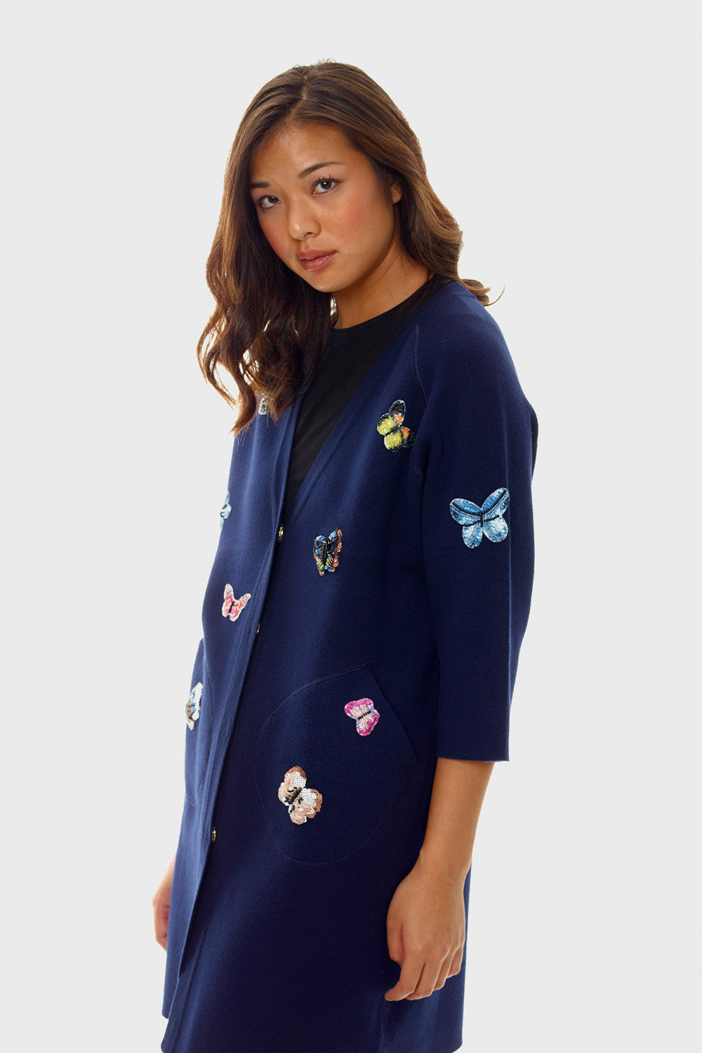 Butterfly Effect Cardigan