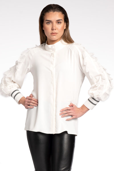 Fer Feri White Blouse