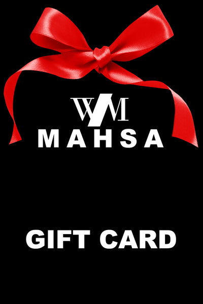 WearMahsa Gift Card