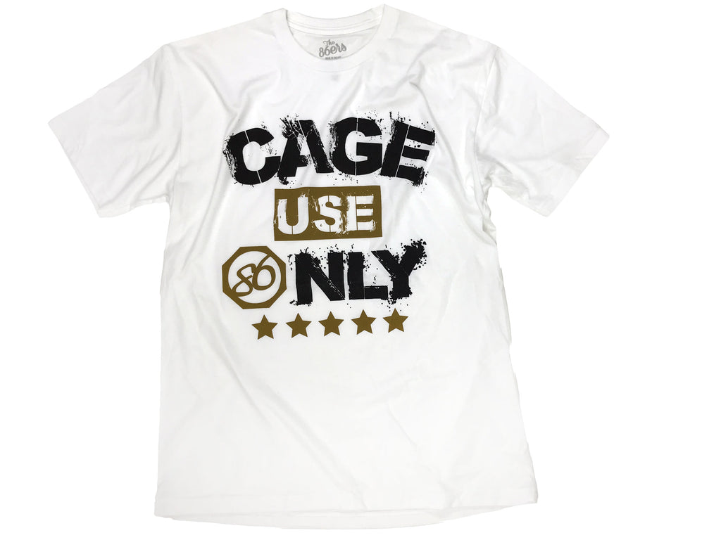The 86ers Cage Use Only T-Shirt