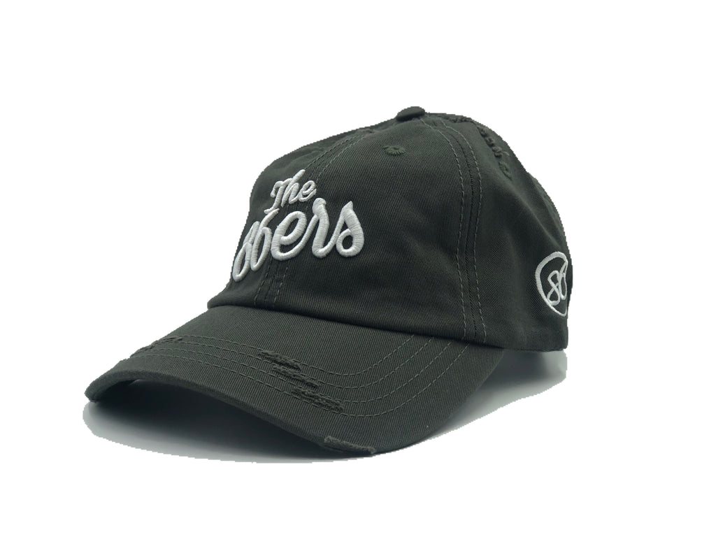 The 86ers Script Logo Dad Hat