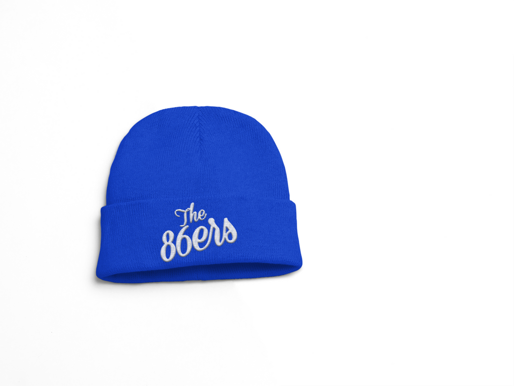 The 86ers original script beanie