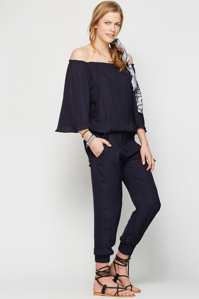 Resort LoungePant Navy
