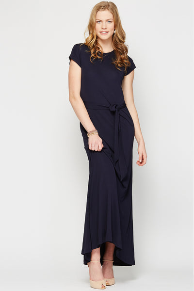 Tanja Dress Dark Navy