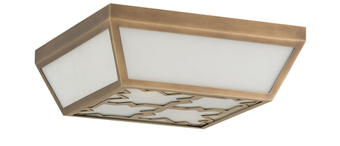 WIDDICOMBE FLUSH MOUNT