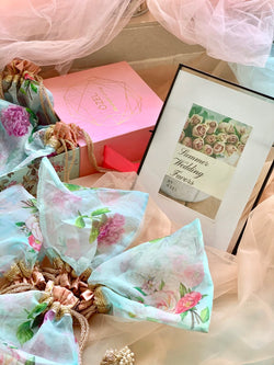 Touch me not Summer Wedding Favors