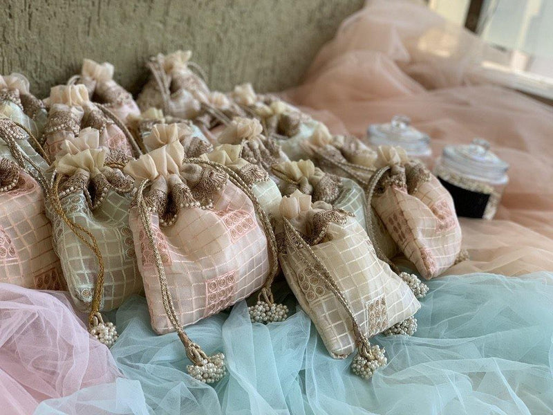 Pastel Pretty Summer Wedding Favors - Set of 12