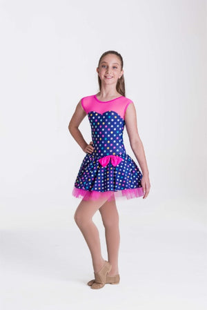 Polka Dot Princess | Dancewear Nation Australia