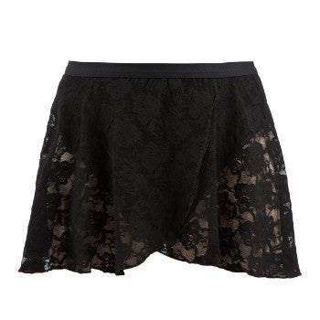 Bella Mock Wrap Lace Skirt (Adult) | Dancewear Nation Australia
