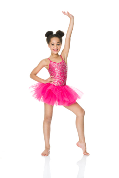 Studio 7 Sequin Tutu Dress (Child)