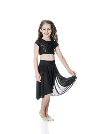 Inspire Mesh Skirt (Adult) | Dancewear Nation Australia
