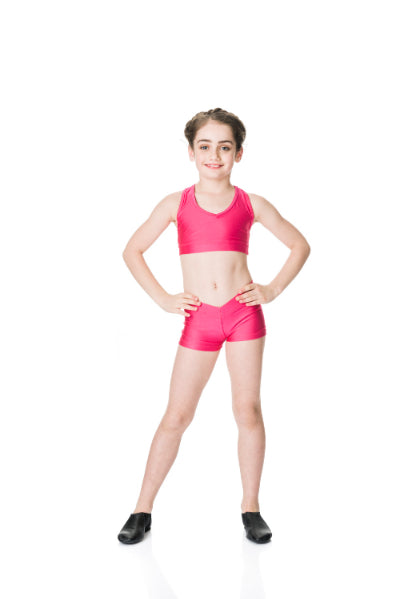 Studio 7 Hot Shorts (Child) | Dancewear Nation Australia