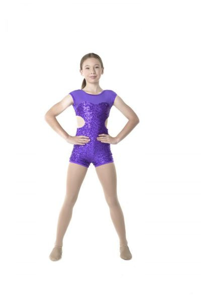 Sequin Biketard (Child) | Dancewear Nation Australia