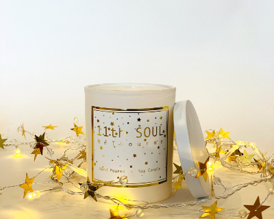 11th Soul Christmas Candle