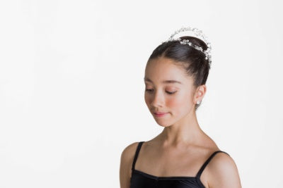 Floral Comb Headband | Dancewear Nation Australia