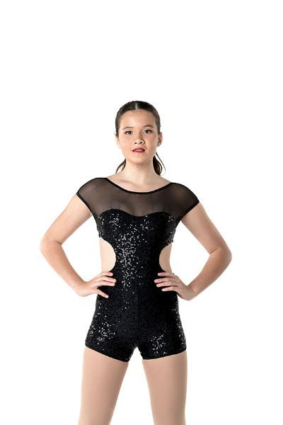 Sequin Biketard (Adult) | Dancewear Nation Australia