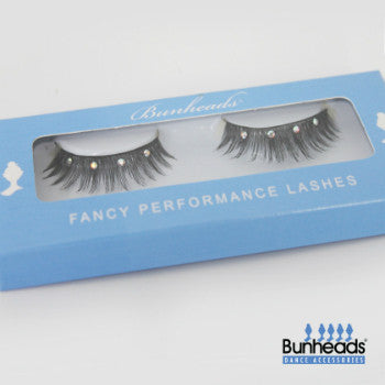 Bunheads Rhinestone Performance Lashes | Dancewear Nation Australia