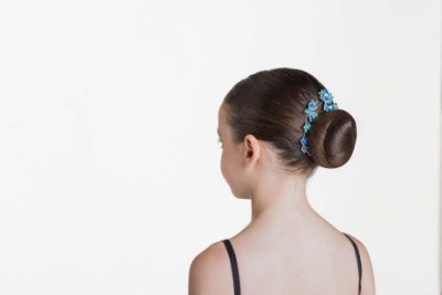 Aquamarine Hairpiece | Dancewear Nation Australia