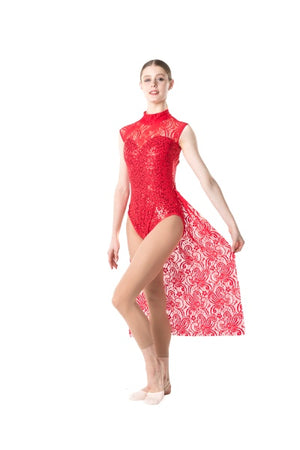 Melody Detachable Skirt | Dancewear Nation Australia