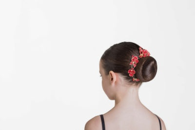 Ruby Hairpiece | Dancewear Nation Australia