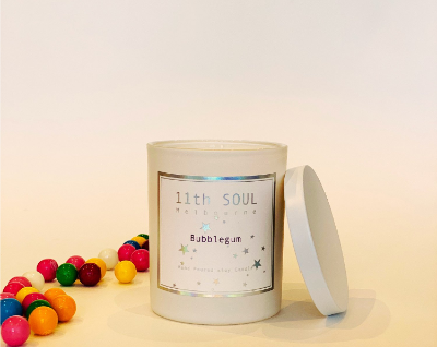 11th Soul Bubblegum Candle