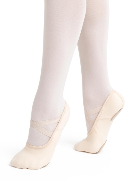 Capezio Hanami Canvas Ballet - Light Pink (Adult)