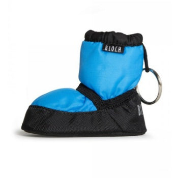 Bloch Mini Bootie Keyring (Blue Fluro) | Dancewear Nation Australia