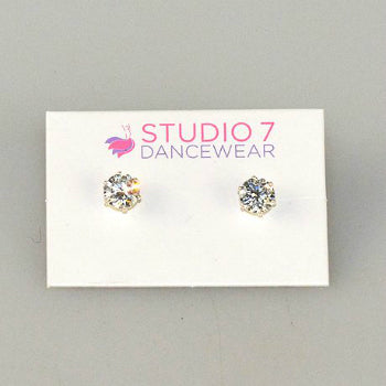 Diamente Stud Earrings