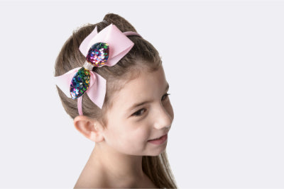 Big Bow Headband | Dancewear Nation Australia