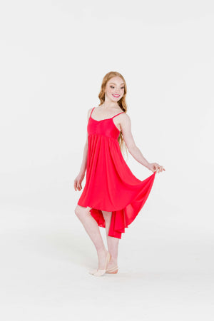 Studio 7 Chiffon Dress (Child) | Dancewear Nation Australia