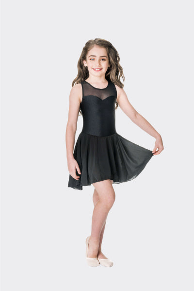 Studio 7 Mesh Lyrical Dress (Child) | Dancewear Nation Australia