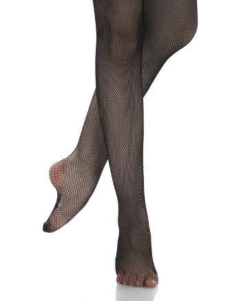 Energetiks Classic Fishnets - Footed (Adult) | Dancewear Nation Australia