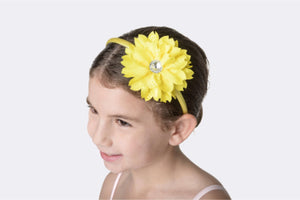 Flower Jewel Headband | Dancewear Nation Australia
