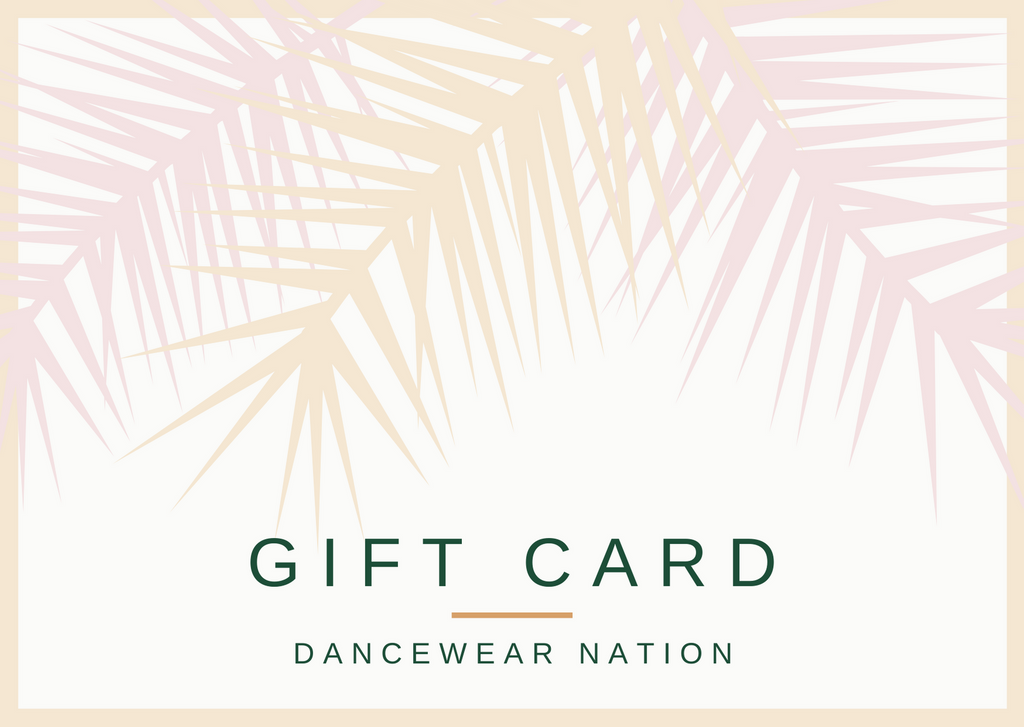 Dancewear Nation Gift Card