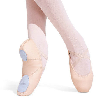 Capezio Juliet II Leather Split Sole (Child)