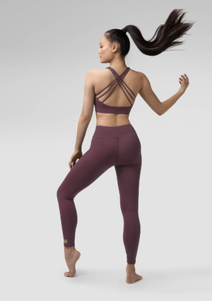 Uactiv Pauline Leggings - Wood Violet