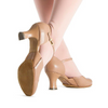 "Bloch Splitflex 2.5"" Heel"