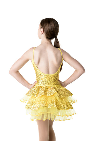 Stepping Out Detachable Bustle | Dancewear Nation Australia