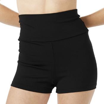 Capezio High Waisted Shorts (Child)