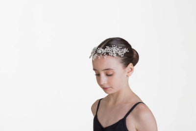 Winter Sparkle Hairpiece | Dancewear Nation Australia