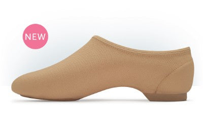 MDM Curve Stretch Canvas Jazz Shoe (Child) | Dancewear Nation Australia