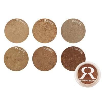 Runway Room Mineral Powder Foundation