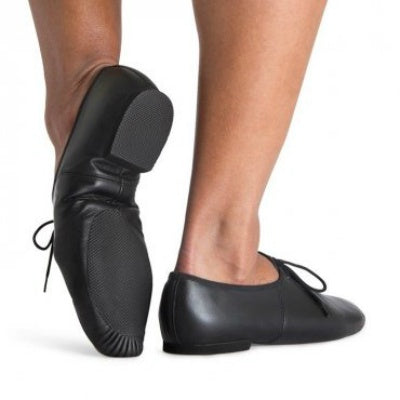 Lace Up Split Sole Jazz Shoe (Child) | Dancewear Nation Australia