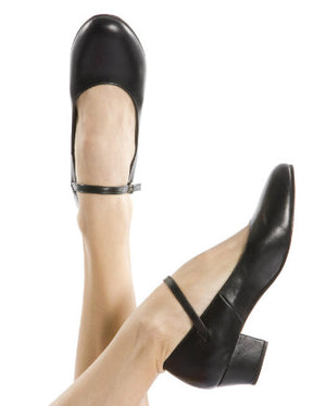 Energetiks Character Shoe Cuban Heel (Adult) | Dancewear Nation Australia