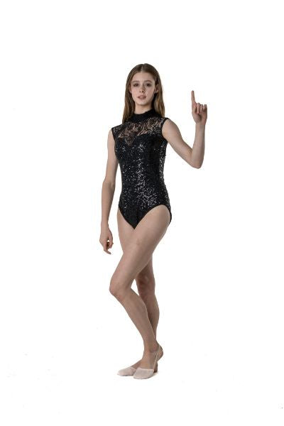 Deco Lace Leotard (Adult)