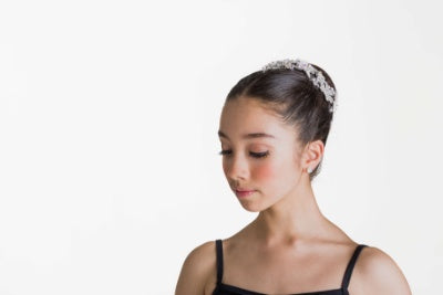 Crystal Sparkle Hairpiece | Dancewear Nation Australia