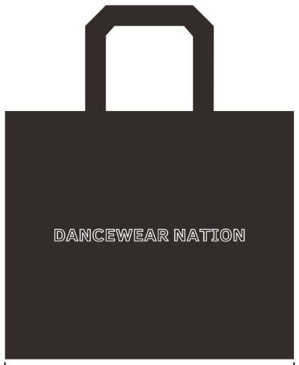 Dancewear Nation Re-Usable Tote