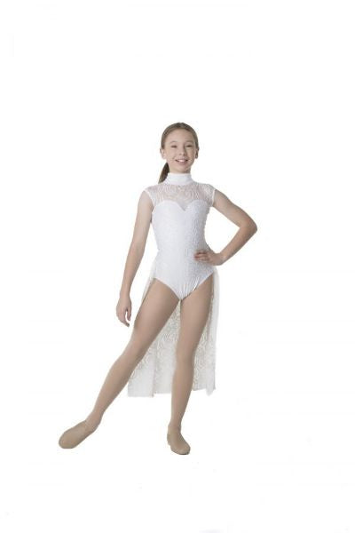 Deco Lace Leotard (Child) | Dancewear Nation Australia