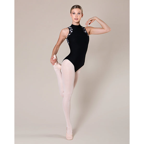 Keria Leotard - Black (Adult)