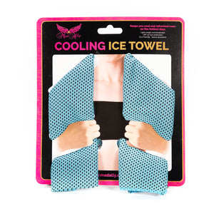 Mad Ally Cooling Ice Towel